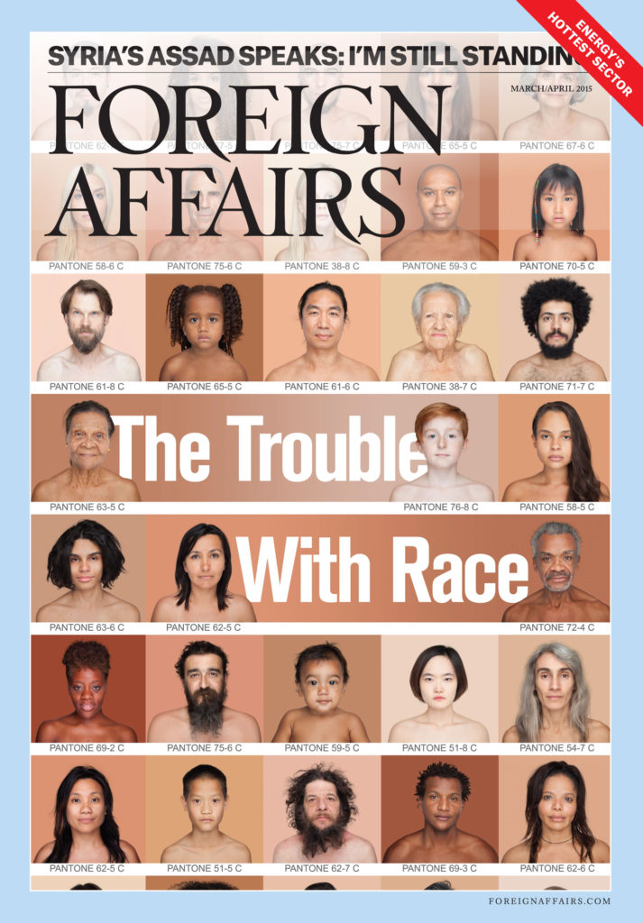 Portada Foreign Affairs (març-abril 2015)